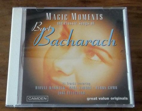 CD Burt Bacharach - Magic Moments