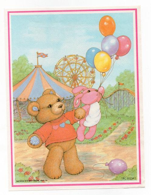 Papel de Carta Antigo Best Card Fun