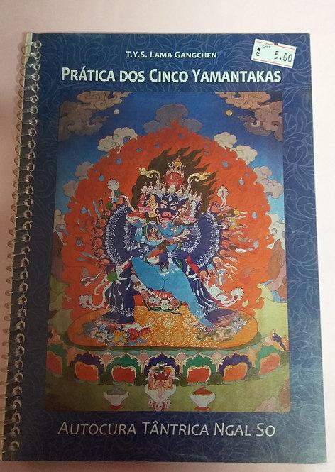Prática dos Cinco Yamantakas