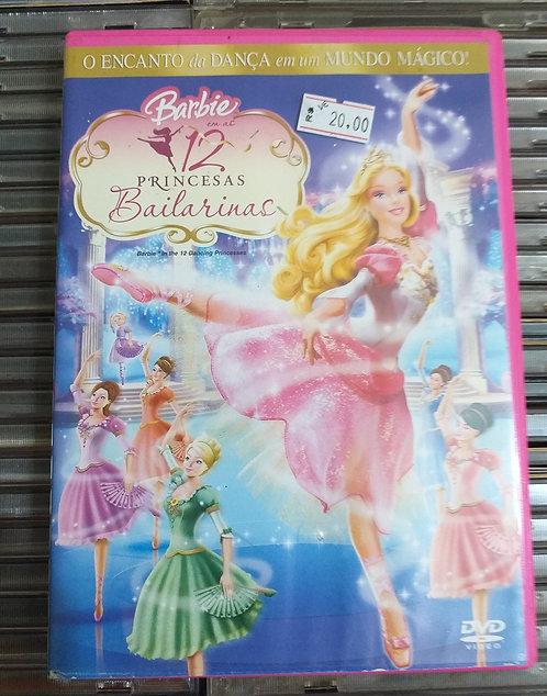 DVD Barbie e as Princesas Bailarinas