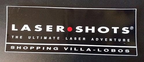 Adesivo Laser Shots