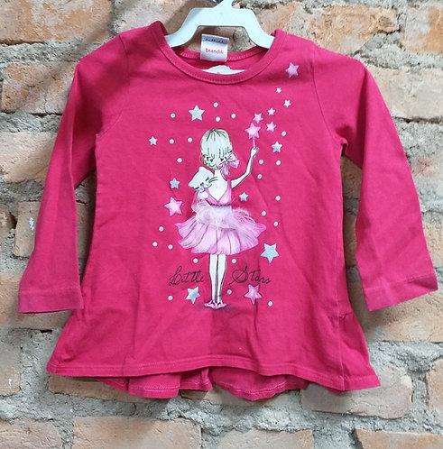 Camiseta Brandili Bailarina