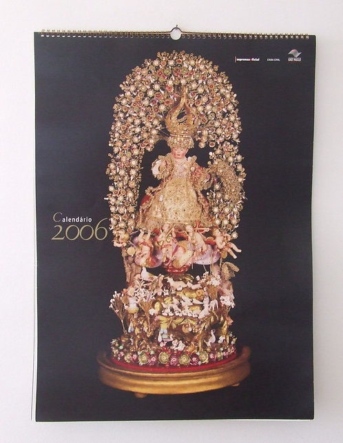 Calendário 2006 - Imagens de Deus Menino