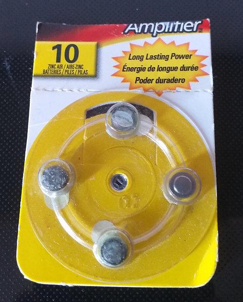 Bateria Energizer Amplifier (para aparelho auditivo