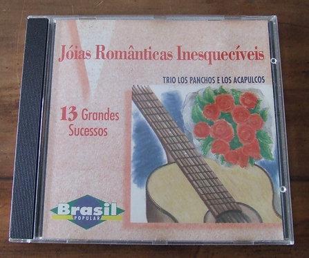 CD Jóias Românticas Inesquecíveis - Trio Los Panchos