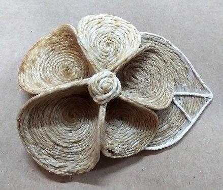 Broche Flora
