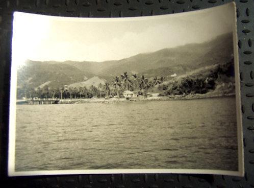 Foto Antiga - Ilha