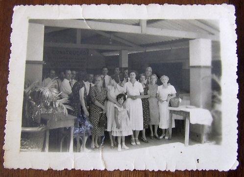 Foto Antiga - O Grupo