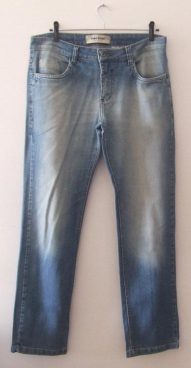 Calça Jeans Pano Velho V Stoned