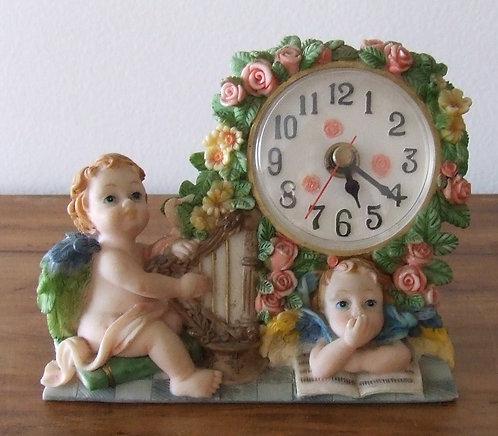 Relógio Anjos