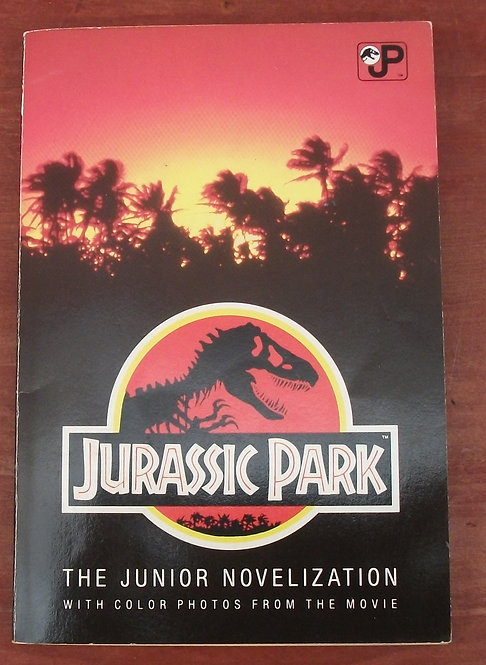 Jurassic Park – The Junior Novelization