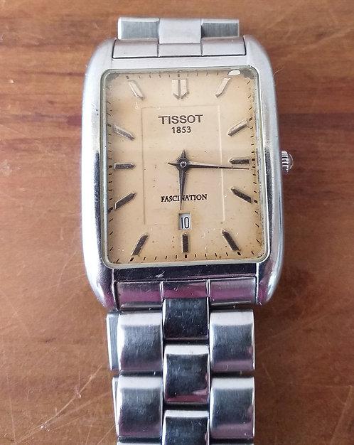 Relógio Suíço Tissot Fascination 1853 T845