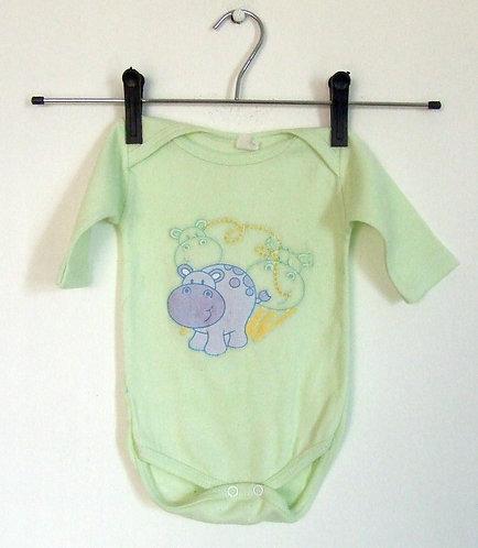 Body Luizinho Baby ML