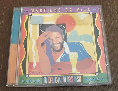 CD Martinho da Vila - Tá Delícia, Tá Gostoso
