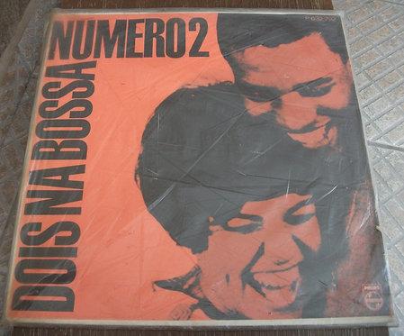 LP Elis e Jair -  Dois na Bossa Número 2