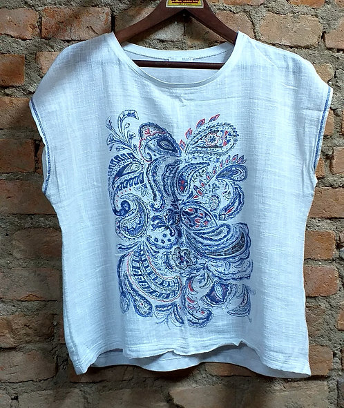 Blusa Zara W Collection