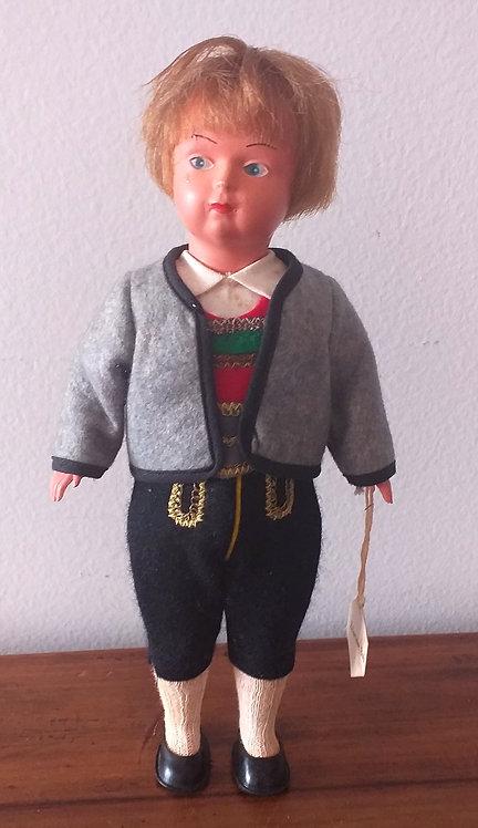 Boneco Típico da Áustria
