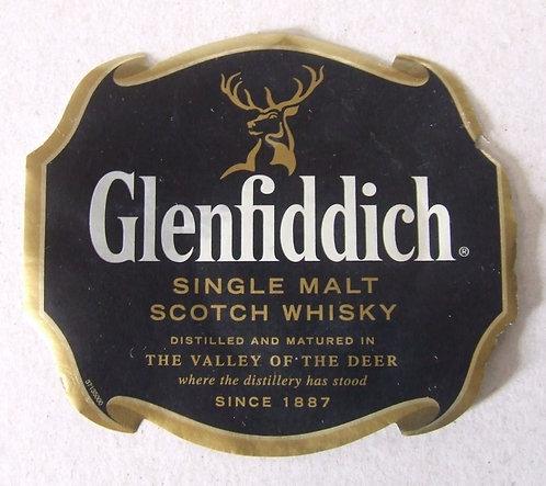Rótulo Glenfiddich