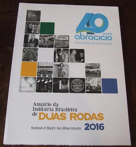 Anuário Abraciclo 2016