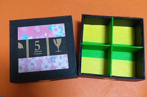 Caixa Cartonagem com Divisória