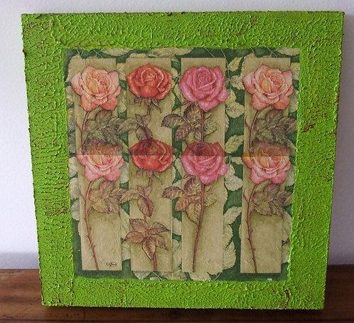 Quadro Roses