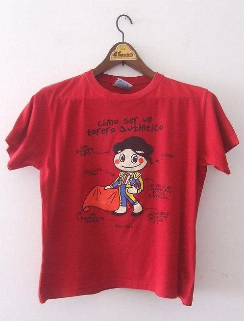 Camiseta Safon Torero