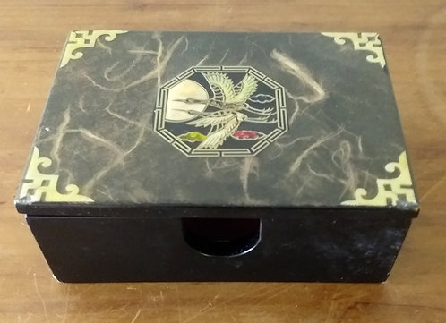 Caixa Porta Cartões Coreana