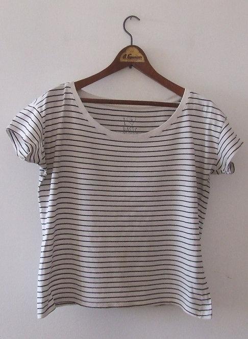 Camiseta Basic Listras
