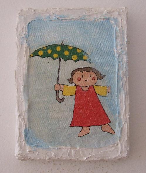 Quadrinho Umbrella by Si