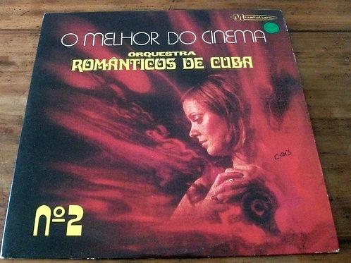 LP Românticos de Cuba - O Melhor do Cinema vol. 2