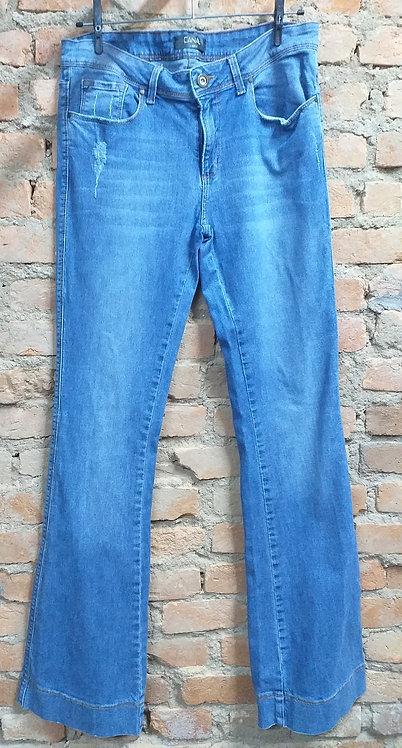 Calça Jeans Canal