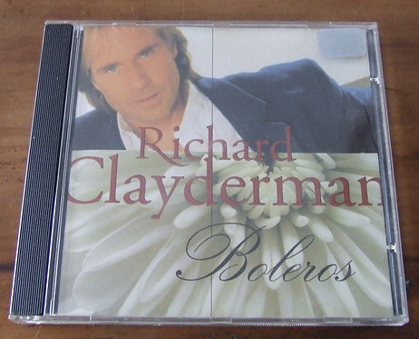 CD Boleros - Richard Clayderman