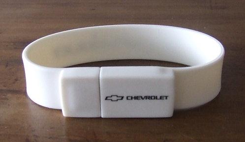 Pen Drive Pulseira Chevrolet