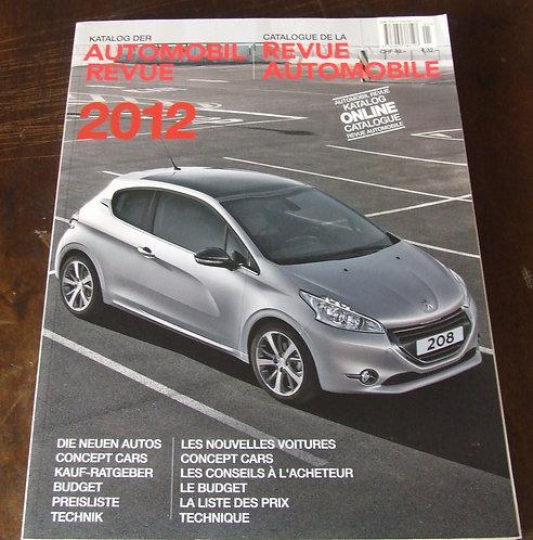 Automobil Revue 2012