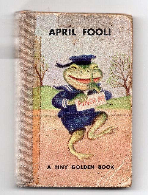 A Tiny Golden Book – Aprol Fool!