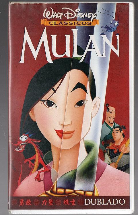 VHS Mulan
