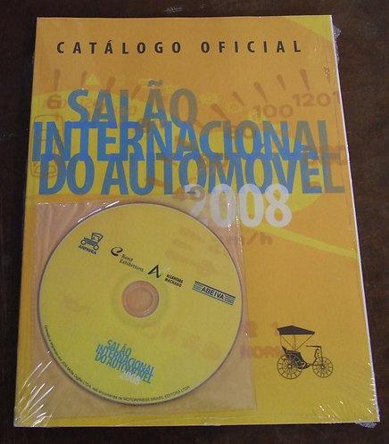 Catálogo Oficial do Salão Internacional do Automóvel 2008