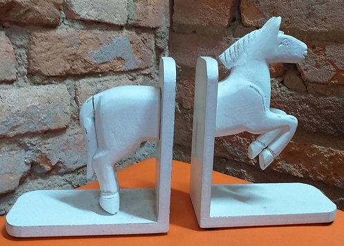 Aparador de Livros Cavalo - Le Lis Blanc (Par)