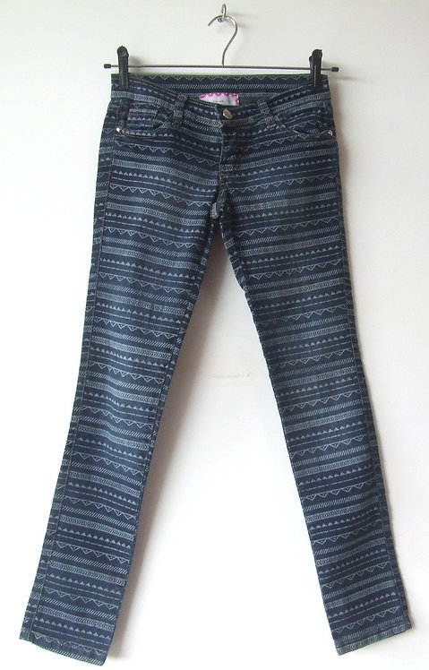 Calça Jeans Palomino Étnica