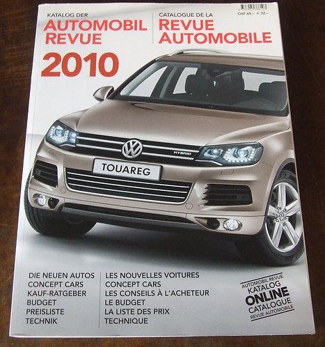 Automobil Revue 2010