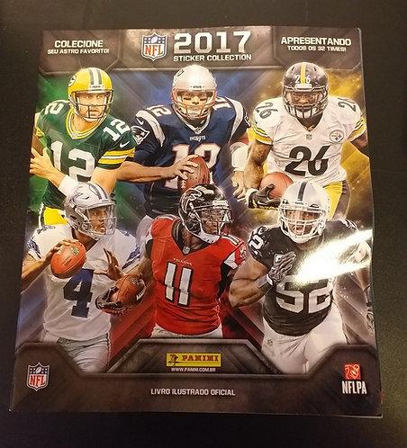 Livro Ilustrado Oficial NFL 2017