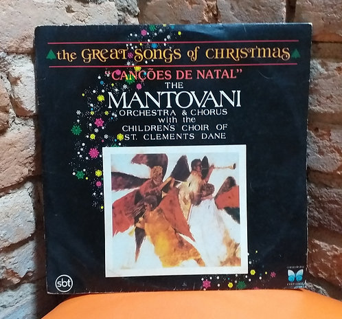 LP The Mantovani Orchestra* & Chorus* With The Children's Choir Of St. Clements,