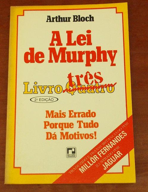A Lei de Murphy – Livro Três