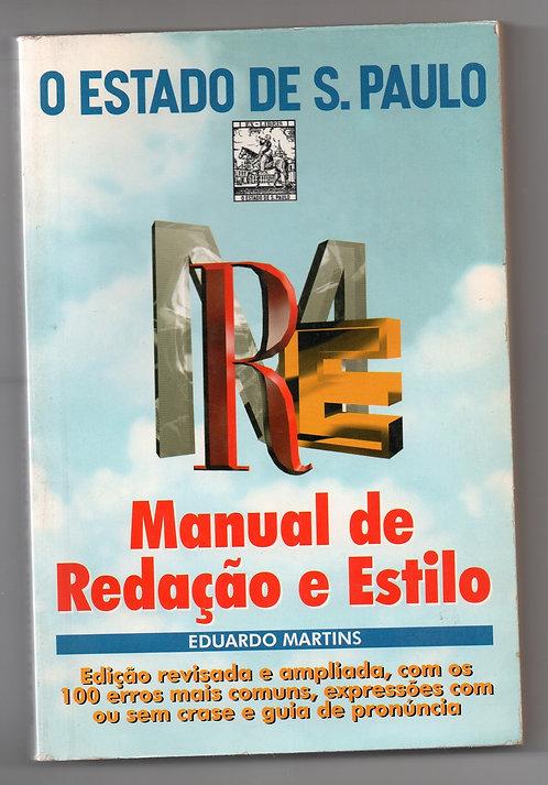 Manual de Redação e Estilo - O Estado de S. Paulo