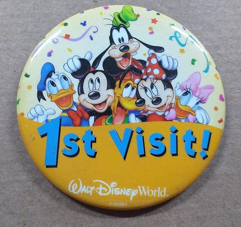 Botton 1st Visit!  Walt Disney World