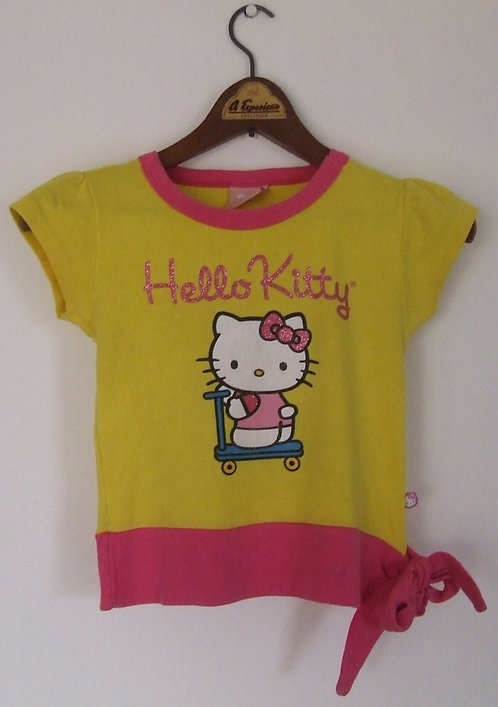 Camiseta Hello Kitty