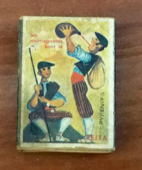 Caixa de Fósforos Pyrenées