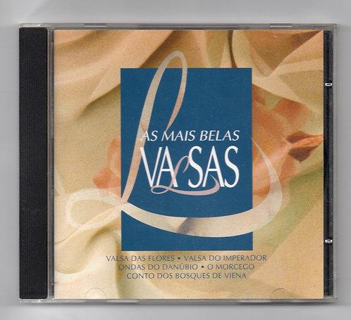 CD As Mais Belas Valsas