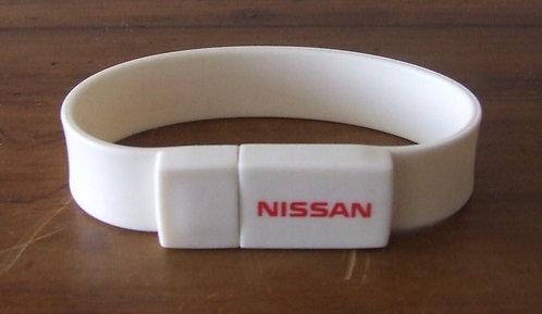 Pen Drive Pulseira Nissan