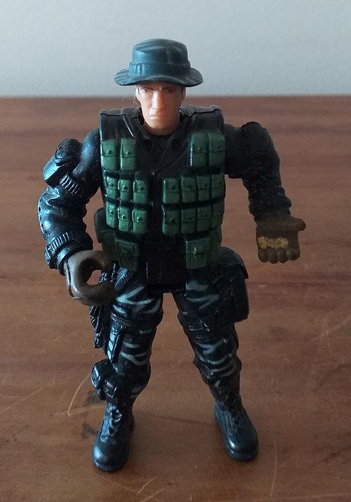 Boneco Chap Mei Army